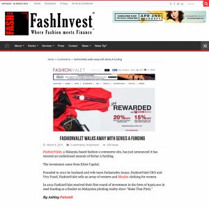 Fashinvest - March