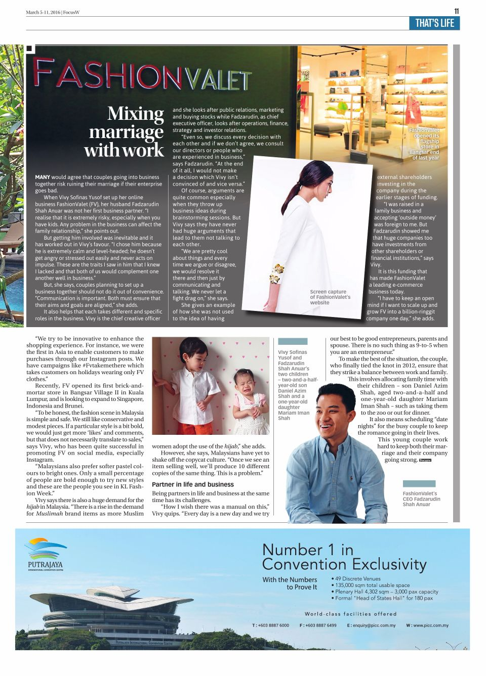 Focus Malaysia - March