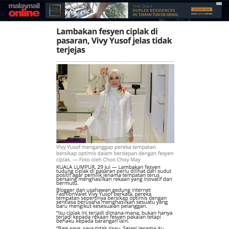 Malay Mail Online - August