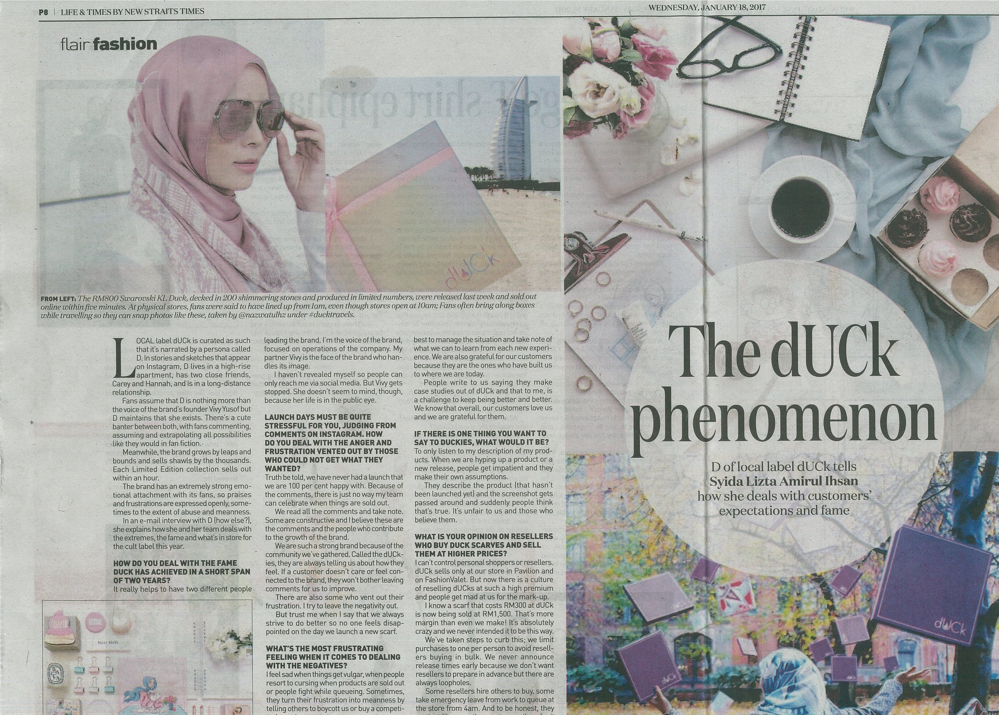 The New Straits Times - January