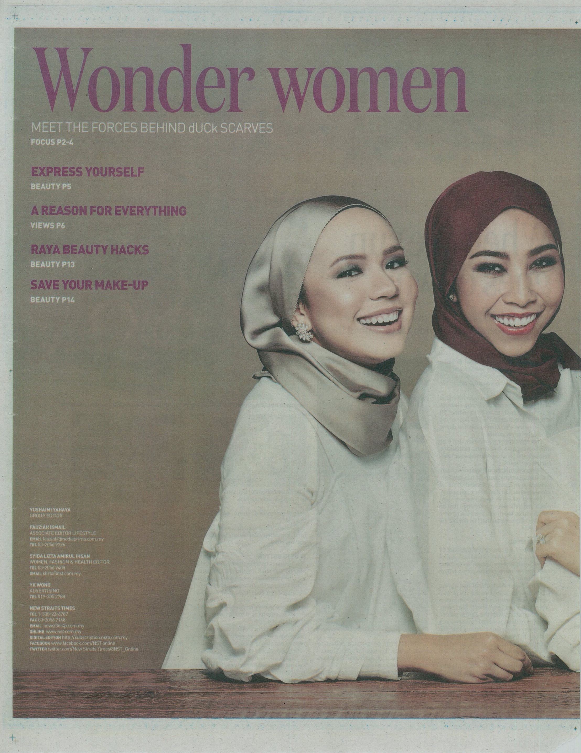 The New Straits Times - June